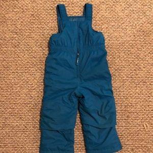 Llbean boys snow pants